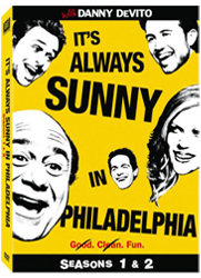 It's Always Sunny Seasons 1 and 2