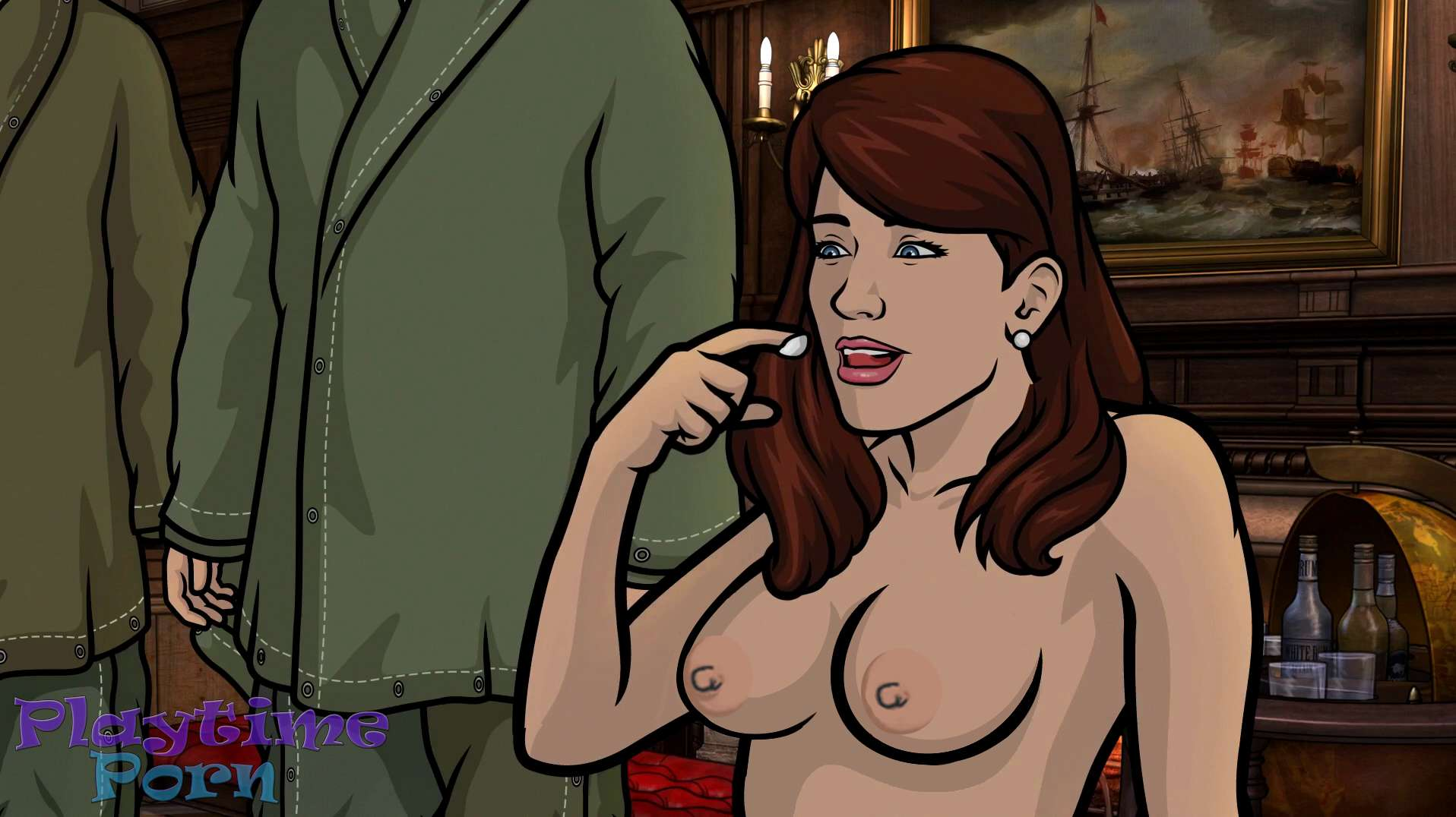 Cheryl tunt from archer porn naked movie
