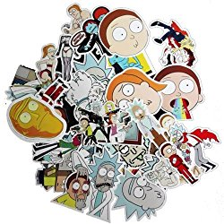 buy Rick and Morty stickers